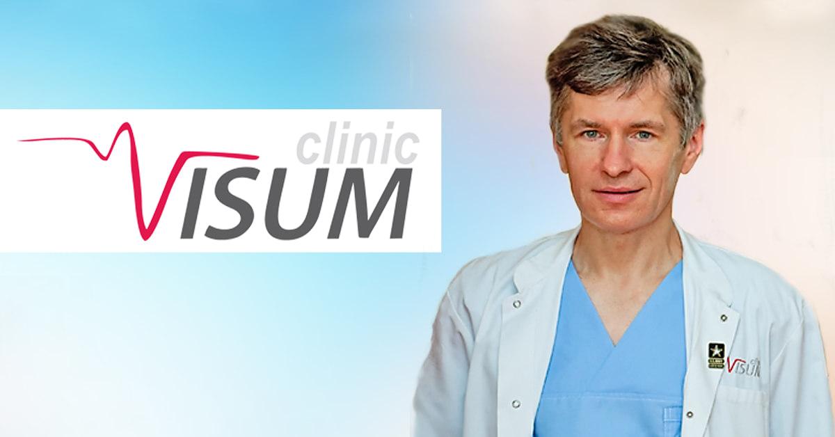 Mariusz Spyra z Visum Clinic w Rzeszowie