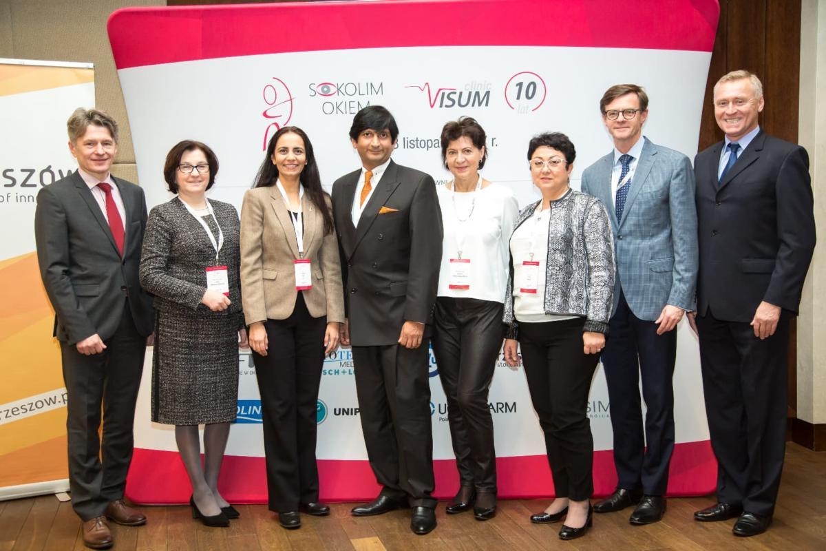 Konferencja okulistyczna w Rzeszowie