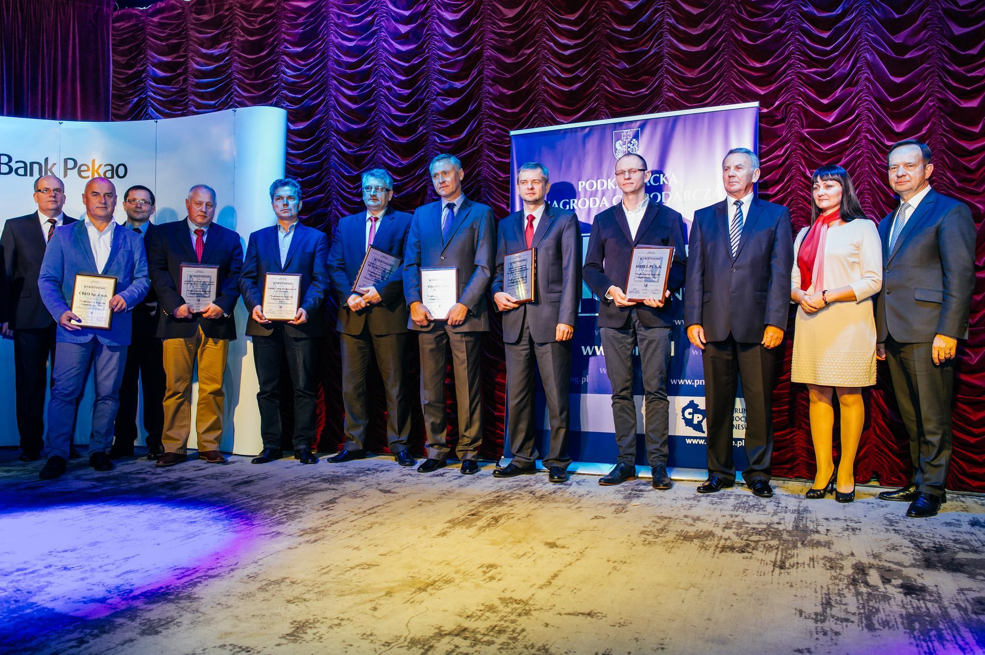 Nagrody medyczne na Podkarpciu rozdane